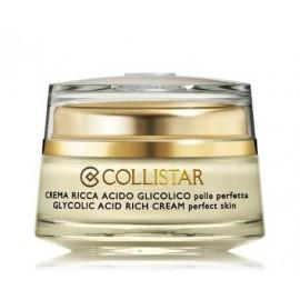 COLLISTAR Pure Actives veido kremas su glikolio rūgštimi 50 ml.