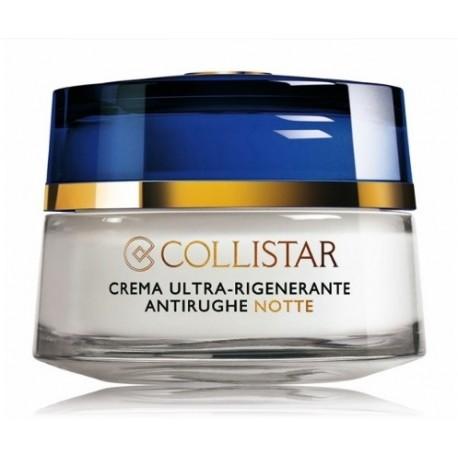 COLLISTAR Ultra-Regenerating Anti-Wrinkle Night Cream naktinis kremas nuo raukšlių 50 ml.