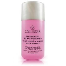 Collistar Hydro-Nourishing Nail Polisher Remover nagų lako valiklis 75 ml.