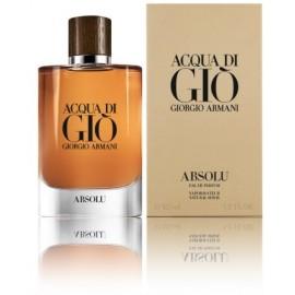 Armani Acqua Di Gio Absolu EDP 125 ml. kvepalai vyrams