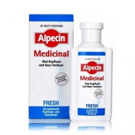 Alpecin Medicinal Fresh Scalp & Hair Tonic gaivinamasis serumas galvos odai ir plaukams 200 ml.