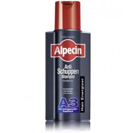 Alpecin Active Shampoo A3 šampūnas nuo pleiskanų vyrams 250 ml.