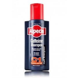 Alpecin Caffeine Energizer Shampoo C1 šampūnas plaukams su kofeinu 250 ml.