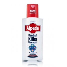 Alpecin Dandruff Killer Shampoo šampūnas nuo pleiskanų 250 ml.