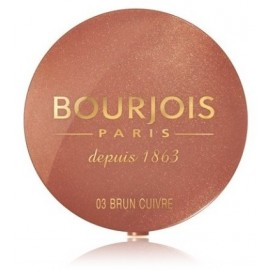 Bourjois Blush skaistalai 03 Cooper Brown 2,5 g.