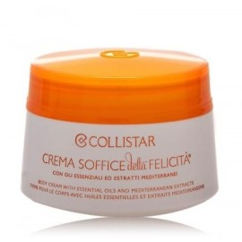 Collistar Benessere Della Felicita Body Cream maitinamasis kūno kremas 200 ml.