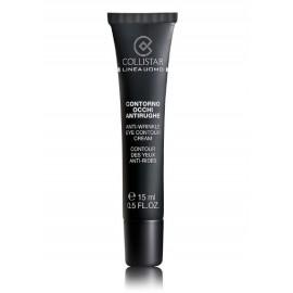 COLLISTAR Linea Uomo Anti-Wrinkle Eye Contour Cream jauninamasis kremas akių sričiai vyrams 15 ml.
