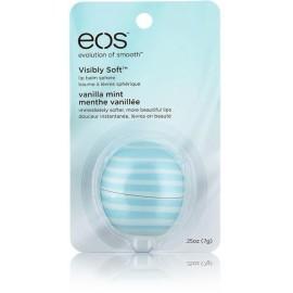EOS Visibly Soft Lip Balm lūpų balzamas 7 g. Vanilla Mint