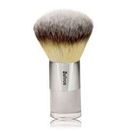 Sefiros Silver Body Powder Brush Small mažasis birios pudros šepetėlis