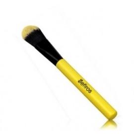 Sefiros Pastell Foundation Brush makiažo pagrindo šepetėlis