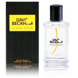 David Beckham Classic Touch 90 ml. EDT kvepalai vyrams