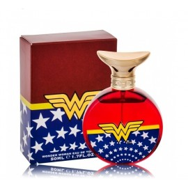 DC Comics Wonder Woman 50 ml. EDT kvepalai mergaitėms