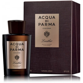 Acqua di Parma Colonia Leather Concentree 180 ml. EDC kvepalai vyrams