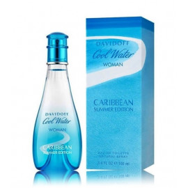 Davidoff Cool Water Caribbean Summer Edition 100 ml. EDT kvepalai moterims