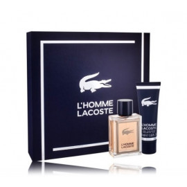 Lacoste L´Homme Lacoste rinkinys vyrams (50 ml. EDT + gelis)