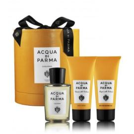 Acqua di Parma Colonia rinkinys moterims ir vyrams (100 ml. EDC + gelis + losjonas)