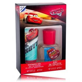 Disney Cars rinkinys berniukams (30 ml. EDT + dušo gelis)