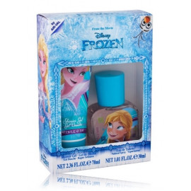 Disney Frozen rinkinys mergaitėms (30 ml. EDT + dušo gelis)
