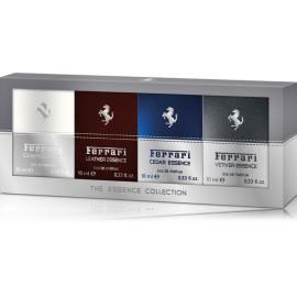 Ferrari miniatiūrų rinkinys vyrams (4 x 10 ml. EDP)