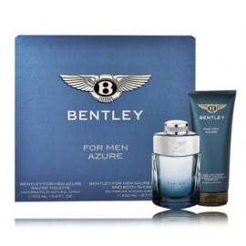 Bentley Azure rinkinys vyrams (100 ml. EDT + gelis)