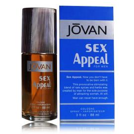 Jovan Sex Appeal 88 ml. EDC kvepalai vyrams