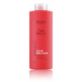 Wella Professional Invigo Brilliance šampūnas dažytiems plaukams