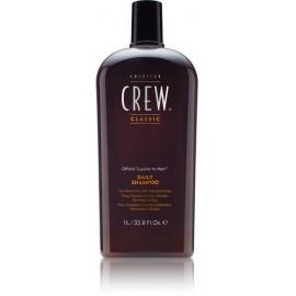 American Crew Classic Daily Shampoo kasdienis šampūnas 1000 ml.