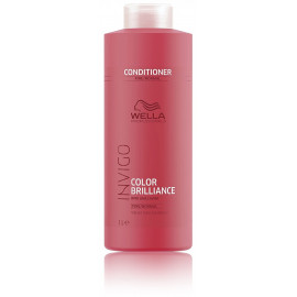Wella Professional Invigo Brilliance kondicionierius dažytiems plaukams