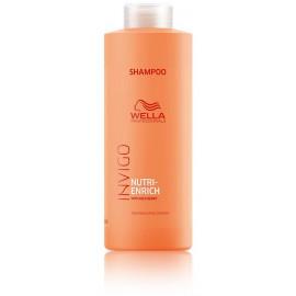 Wella Professionals Invigo Nutri-Enrich drėkinantis šampūnas 1000 ml.