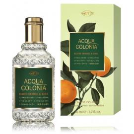 4711 Acqua Colonia Blood Orange & Basil  EDC kvepalai vyrams ir moterims