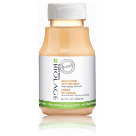 Matrix Biolage R.A.W. Smoothing Styling glotninamasis pienelis 200 ml.