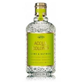 4711 Acqua Colonia Lime & Nutmeg 170 ml. EDC kvepalai vyrams ir moterims Testeris