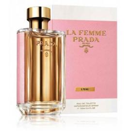 Prada La Femme L'Eau 100 ml. EDT kvepalai moterims