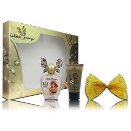 Winx Fairy Couture Bloom rinkinys mergaitėms (100 ml. EDT + losjonas + plaukų segtukas)