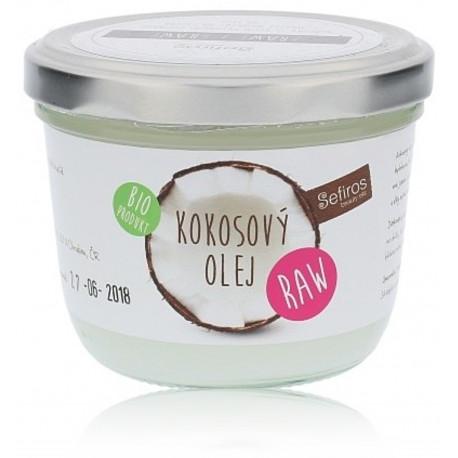 Sefiros Coconut Oil kokosų aliejus 180 ml.
