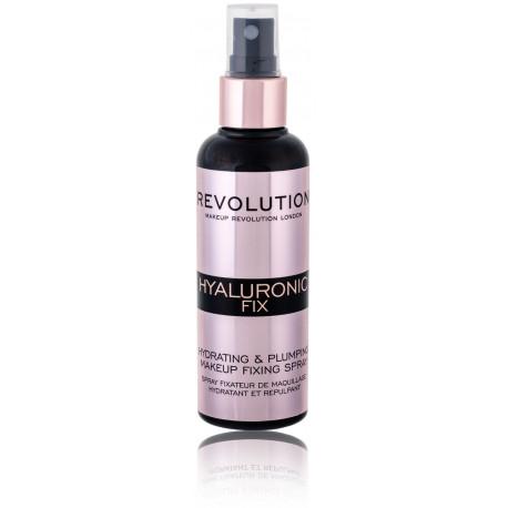 Makeup Revolution Hyaluronic Fix makiažo fiksavimo priemonė 100 ml.