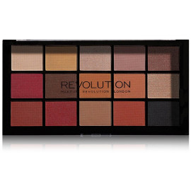 Makeup Revolution Re-Loaded Palette Iconic Vitality šešėlių paletė 17,1 g.
