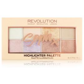 Makeup Revolution Soph X švytėjimo suteikianti paletė 16 g.