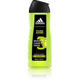 Adidas Pure Game dušo gelis vyrams 400 ml.