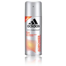 Adidas Adipower purškiamas dezodorantas vyrams 150 ml.
