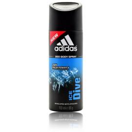 Adidas Ice Dive purškiamas dezodorantas vyrams 150 ml.