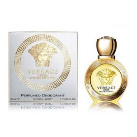 Versace Eros pour Femme dezodorantas moterims 50 ml.