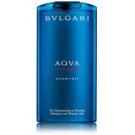 Bvlgari Aqva pour Homme Atlantiqve dušo gelis vyrams 200 ml.