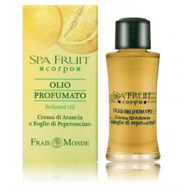 Frais Monde Spa Fruit Orange and Chilli Leaves aliejiniai kvepalai moterims 10 ml.