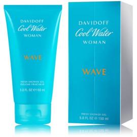 Gaivus Davidoff Cool Water Wave dušo gelis moterims 150 ml.