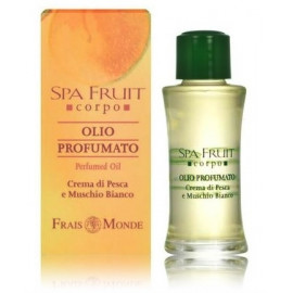 Frais Monde Spa Fruit Peach and White Musk aliejiniai kvepalai moterims 10 ml.