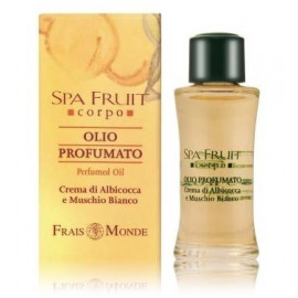 Frais Monde Spa Fruit Apricot and White Musk aliejiniai kvepalai moterims 10 ml.