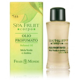 Frais Monde Spa Fruit Green Apple and Amber aliejiniai kvepalai moterims 10 ml.