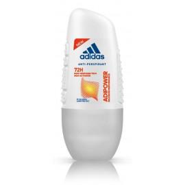 Adidas Adipower rutulinis dezodorantas moterims 50 ml.