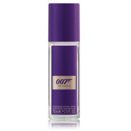 James Bond 007 for Women III purškiamas dezodorantas moterims 75 ml.